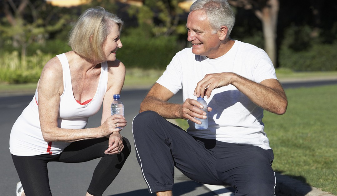 6 tips for getting fit after 50